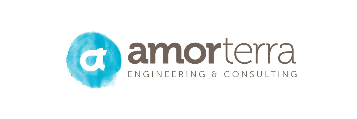 Amorterra Engineering & Consulting - Logo Color