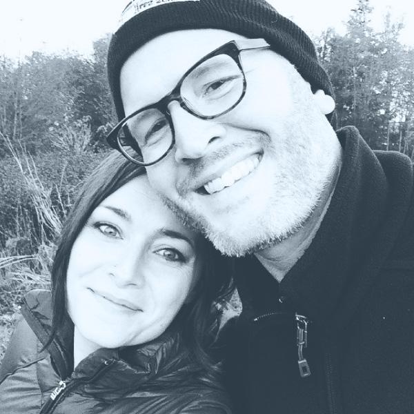 Decode Creative - Brandon Allen - Bellingham Seattle Designer - & wife Jaemi Allen