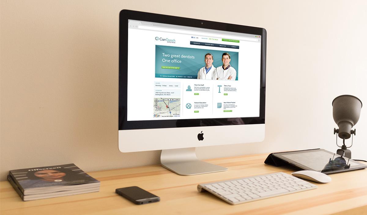 Carr Dorsch Dental - Website