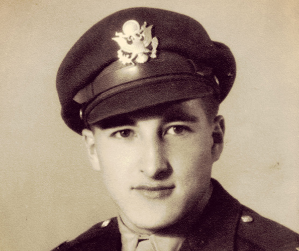 Joe Moser - A Fighter Pilot In Buchenwald