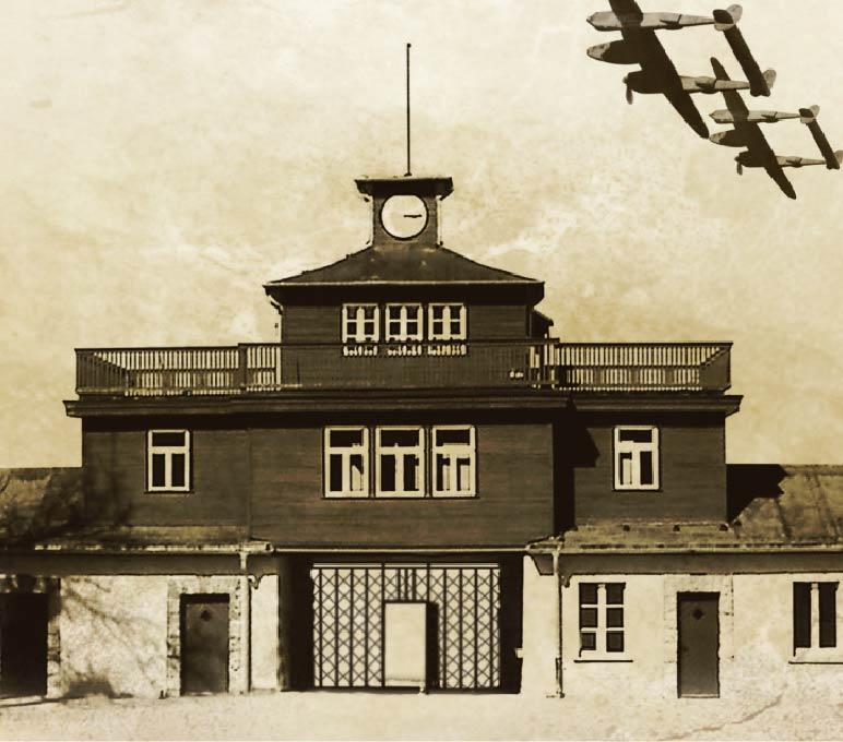 A Fighter Pilot In Buchenwald - The Joe Moser Story