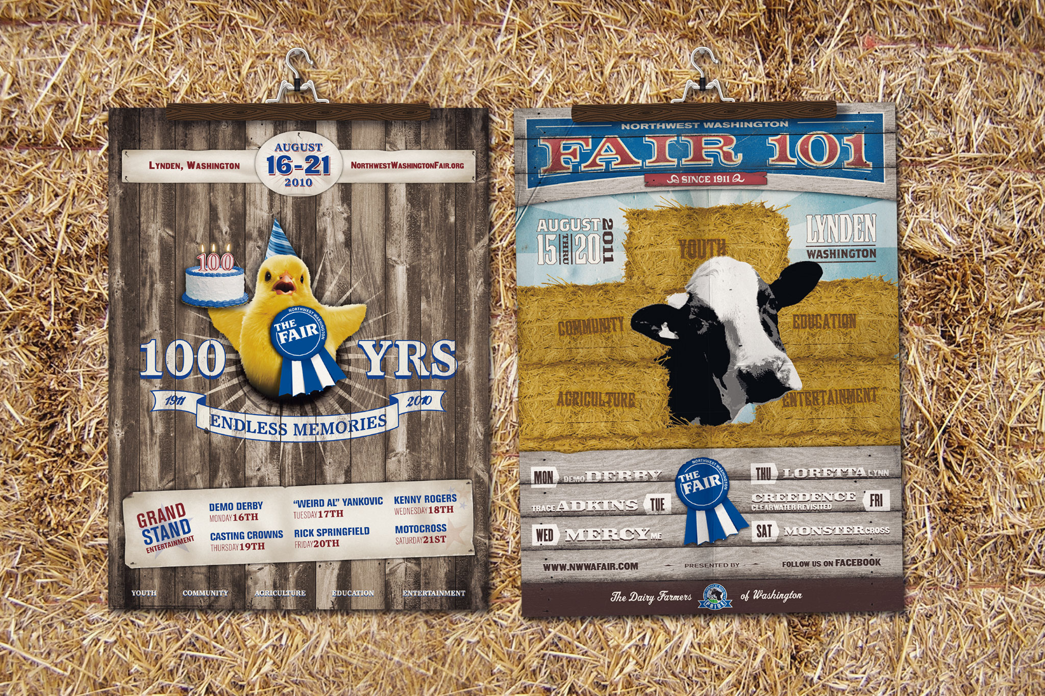 Northwest Washington Fair - Posters
