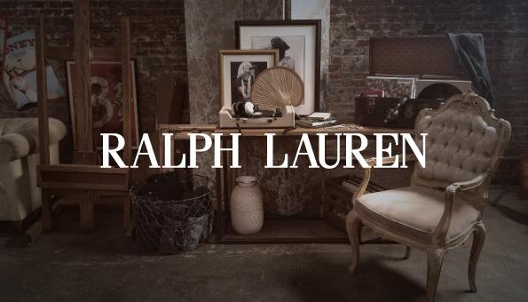Ralph Lauren - Poster Design