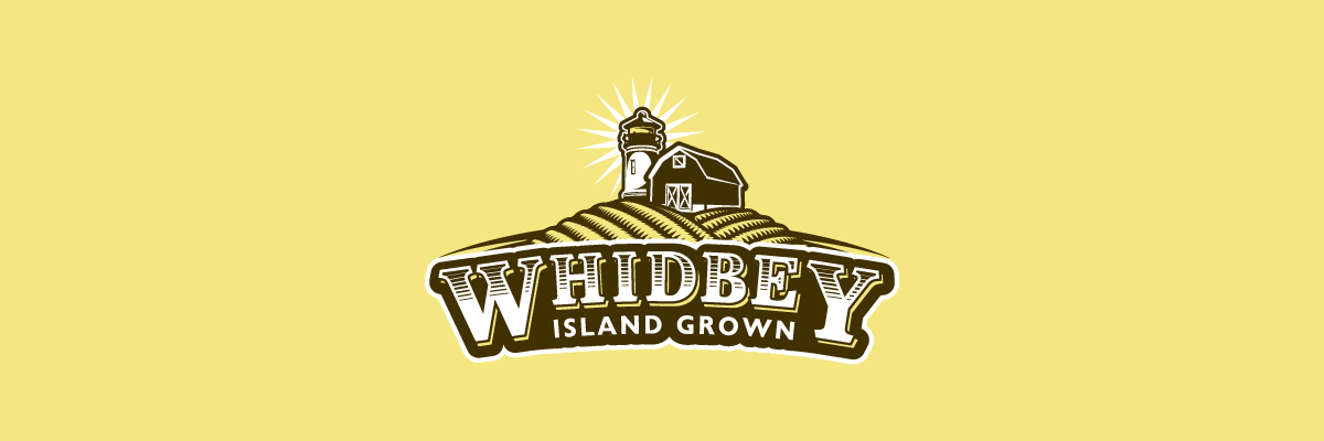 Whidbey Island Grown - Logo